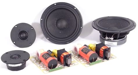 zaph audio sr71 kit pair parts only