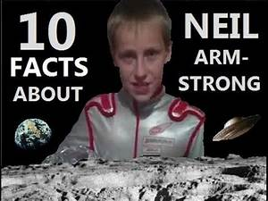 10 Facts About Neil Armstrong - YouTube