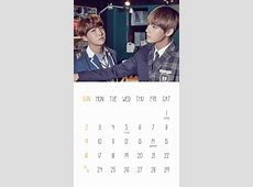 [Picture] BTS X SMART 2017 Calender