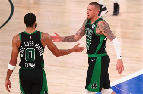 Celtics land high in ESPN's 'way too early' 2021 NBA power ...