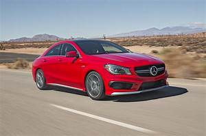 Mercedes Classe Cla Amg : 2014 mercedes benz cla45 amg first test motor trend ~ Medecine-chirurgie-esthetiques.com Avis de Voitures
