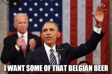 Obama Beer Meme - president obama raising hand imgflip