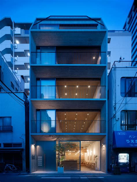 Gallery Of Grass Building  Ryo Matsui Architects 3