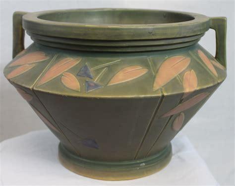 Bargain John's Antiques   Roseville Pottery Futura