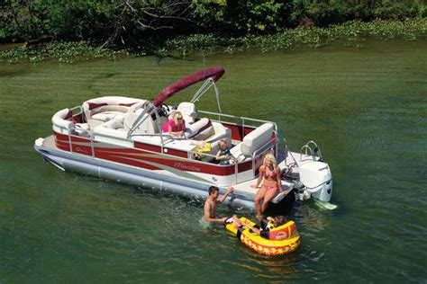 Manitou Pontoon Boat Mooring Cover by Ohio Pontoon Boat Manitou Pontoon Dealer