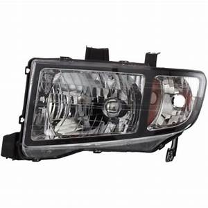 Honda Ridgeline Headlight Assembly At Monster Auto Parts