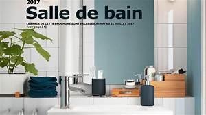 Catalogue Salle De Bains Ikea : ikea salle de bain meubles rangements et accessoires c t maison ~ Dode.kayakingforconservation.com Idées de Décoration