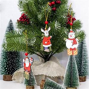 Aliexpress, Com, Buy, Popular, Christmas, Tree, Creative, Painted, Wooden, Sign, Ornaments, For, Home