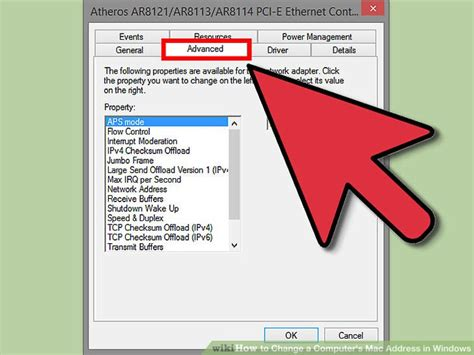 Amac Address Change by How To Change A Computer S Mac Address In Windows With
