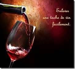 Enlever Tache De Vin Rouge : enlever une t che de vin c 39 est facile ~ Melissatoandfro.com Idées de Décoration