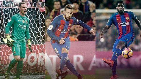 El 1x1 de los cracks del Barça en la segunda fecha del ...
