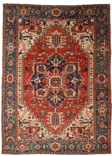 vintage rugs for antique serapi 12 x 15 rug 14070 exclusive