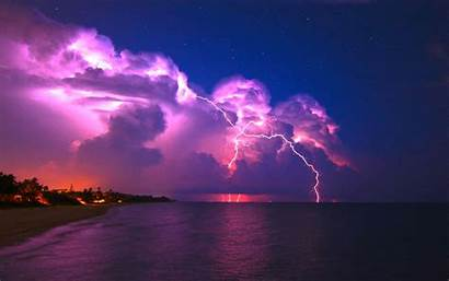 Lightning Wallpapers Sky Background Bolt Stunning Colorful