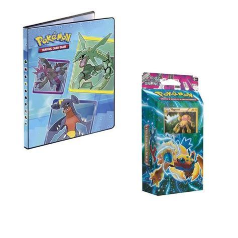 cahier range cartes pack cahier range cartes starter xy 4 asmodee pickture