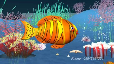christmas ki poem in hind in images machli jal ki rani hai fish 3d animation nursery rhymes for children poem