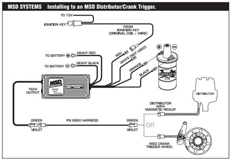 Chevy Wiring Diagram Distributor Fuse Box