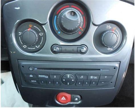autoradio renault clio 3 renault clio 3 autoradio einbauset 1 din