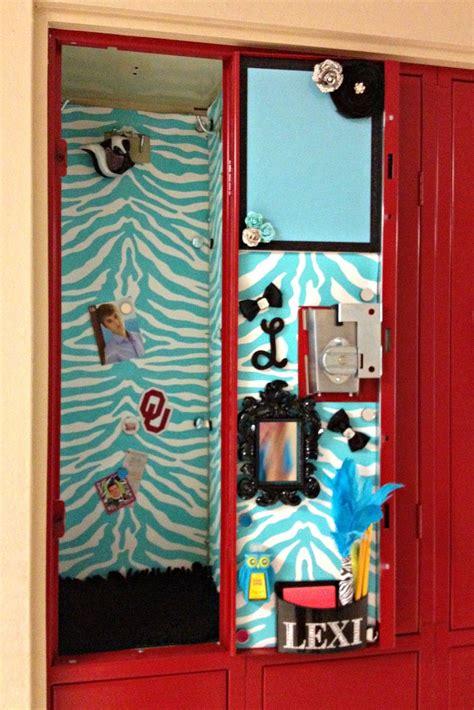 This Oklahoma Girl Locker Decoration 101 Homecoming