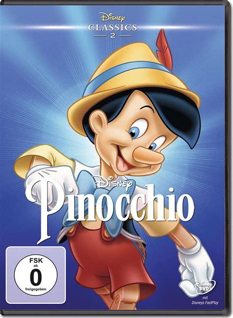 pinocchio disney classics dvd filme world  games