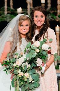 kendra and joe duggar39s wedding photos duggar family With kendra caldwell wedding dress