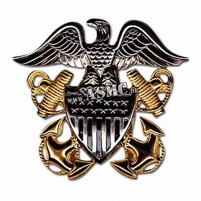 Navy Officer Crest Insignia Clipart Cap Insigne
