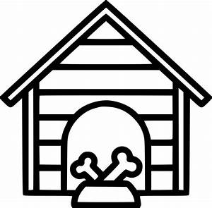Dog House Svg Png Icon Free Download (#568673 ...