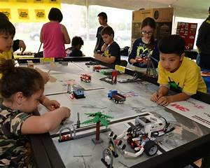 State-Wide Junior FIRST LEGO League Robotics Expo Held in ...