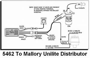 Mallory Unilite Wiring Diagram For Motorcycle