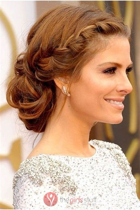 updo hairstyles  long thick hair images  girls stuff