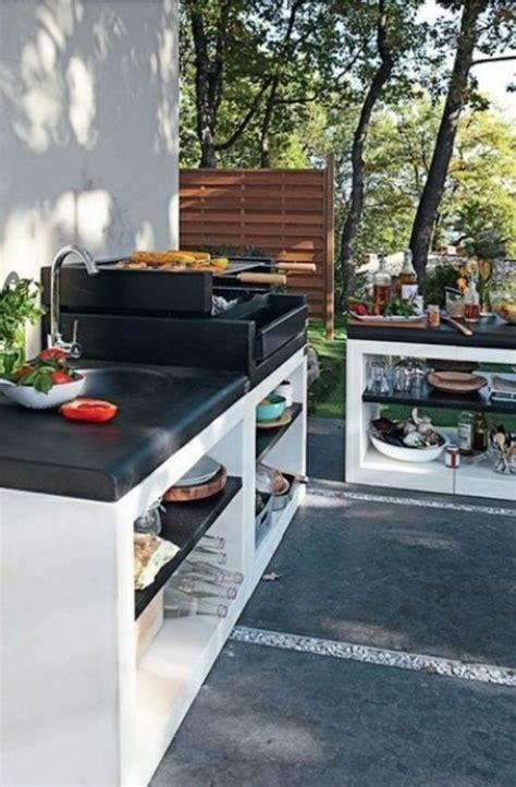 idee amenagement cuisine exterieure idée aménagement cuisine ete