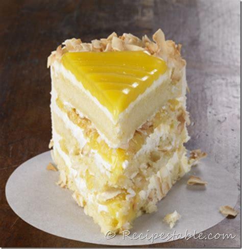 lemon food cake dessert lemon coconut cake recipe recipes table