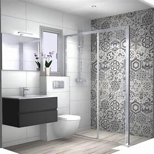 Salle D Eau 2m2 : projet de salle d 39 eau en 3d franceschini ~ Dailycaller-alerts.com Idées de Décoration