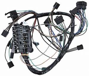 Ng 2519  1964 Impala Wiring Harness Schematic Wiring