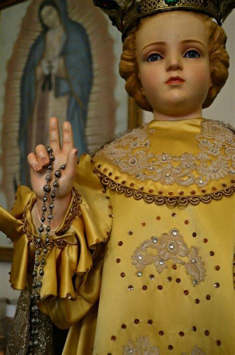 Infant Jesus Of Prague Divine Infant Jesus Child Jesus