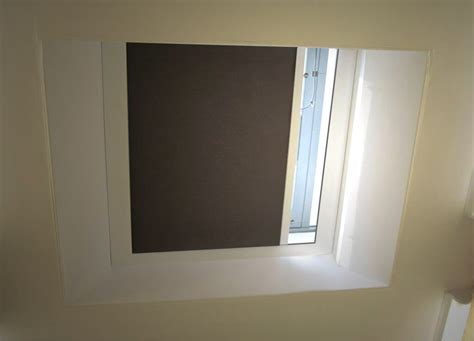 the light that blinds rooflight blinds umbra shading roof light blind system