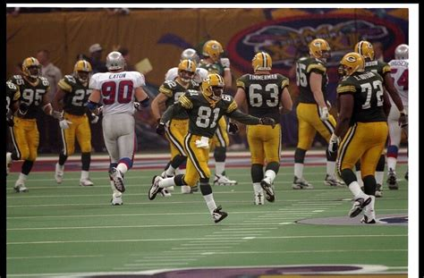 Best Green Bay Packers Team Since 1992 The 1996 Packers