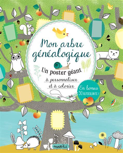 de cuisine facile livre mon arbre généalogique collection cosneau géraldine catalogue enfants