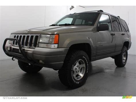charcoal jeep grand cherokee 1996 charcoal gold satin jeep grand cherokee laredo 4x4