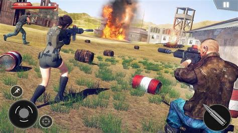 Firing Squad Battleground For Android