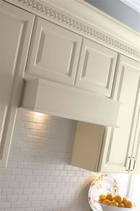 wood hood canopy square diamond cabinetry