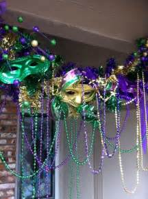 Mardi Gras Door Decoration New Orleans by Mardi Gras Decor My Dirty 30 Party Ideas Pinterest