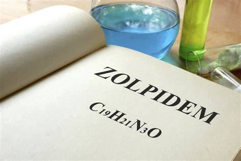 zolpidem sleeping drug   significantly increase