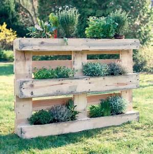 Vertikale Gärten Anlegen : vertikale garten mit paletten ~ Michelbontemps.com Haus und Dekorationen