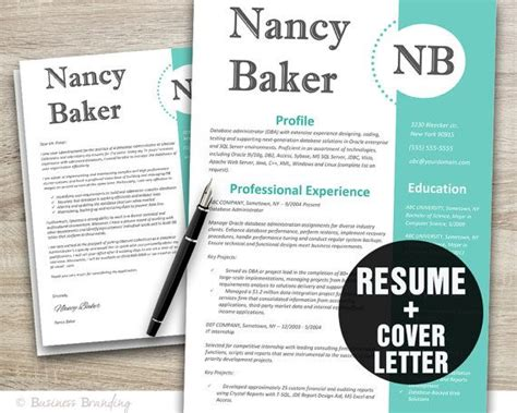 include matching cover letters creative resume