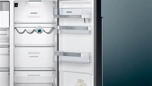 Siemens Kühlschrank Edelstahl : siemens side by side k hlschrank edelstahl schwarz iq700 ~ Watch28wear.com Haus und Dekorationen