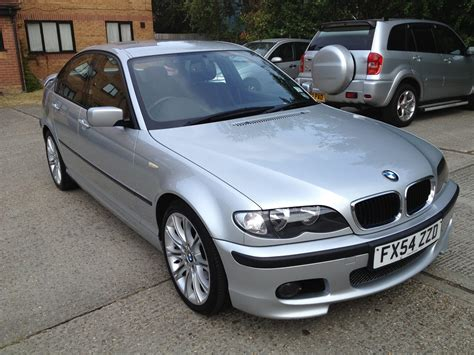 Bmw 3 Series 2004 by 2004 Bmw 3 Series 320d Sport 4dr Auto Diesel Saloon