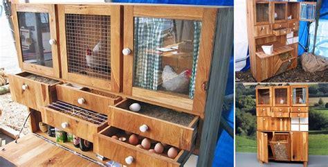 Diy Backyard Chicken Coop by Wonderful Diy Recycled Chicken Coops