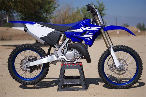 2018 yamaha yz125 review two stroke mx lives