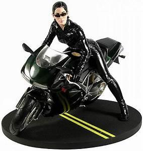 [Gentle Giant] Matrix: Trinity Motorcycle Statue