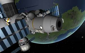 Realistic Mir Space Station Stock - Space Bases and ...